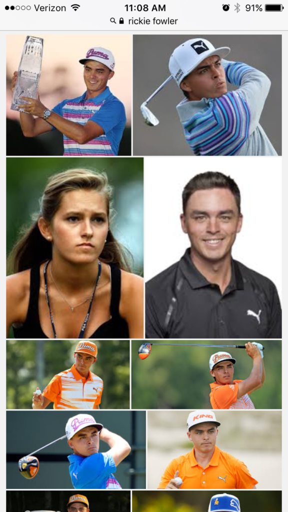 Rickie photo search